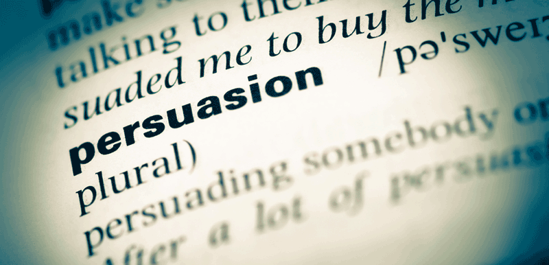The 6 principles of persuasion — and how to apply them to your website content